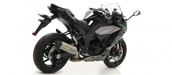 Auspuff Arrow Indy Race Kawasaki Ninja 1000 SX Bj 2020 bis 2021
