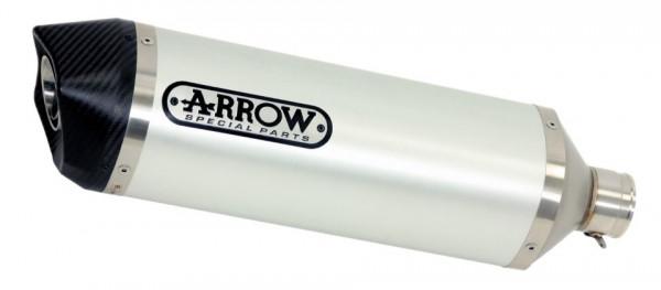 Auspuff Arrow Race Tech mit Carbonendkappe BMW S 1000 R Bj 2014 bis 2016