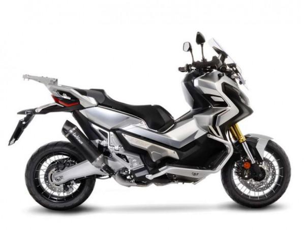 Auspuff Leovince Nero Honda X Adv 750 Bj 2017 bis 2018