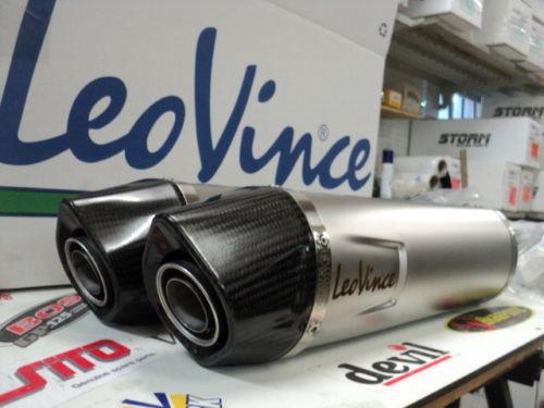 Auspuff Leovince KTM 990 SMT Supermoto T Bj 2009 bis 2014