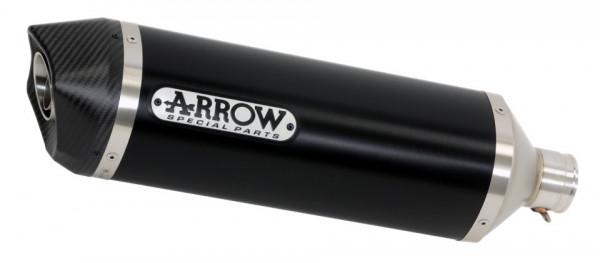 Auspuff Arrow Race Tech mit Carbonendkappe BMW R 1250 R R 1250 RS Bj 2019 bis 2020